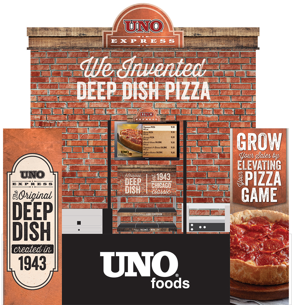 Uno Foods_NACs Booth